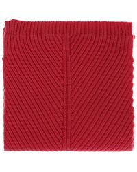 Moncler - Ribbed Scarf - Lyst