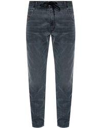 DIESEL 'krooley-x-ne' Jeans Blue