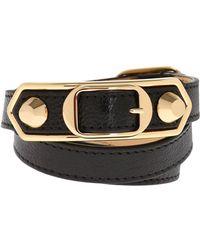 Balenciaga - Triple Bracelet - Lyst