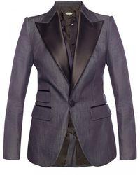 DSquared² Cotton Suit - Blue