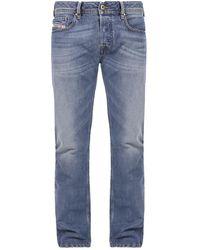 DIESEL 'zatiny' Jeans - Blue