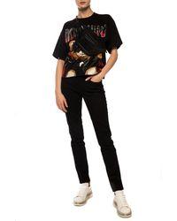 Moschino T-shirt For Women - Black