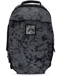 Y-3 Backpack With Pockets Grey