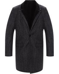 AllSaints 'morden' Coat - Black