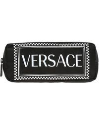 Versace - Branded Belt Bag - Lyst