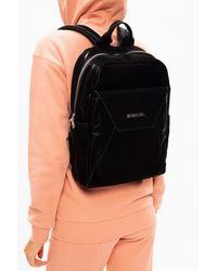 DIESEL 'nucife' Backpack - Black