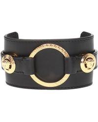 Versace Medusa Head Bracelet - Black