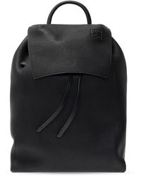 Loewe 'drawstring' Backpack Black
