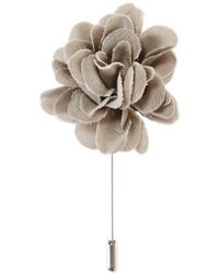 Lanvin - Flower-shaped Pin - Lyst