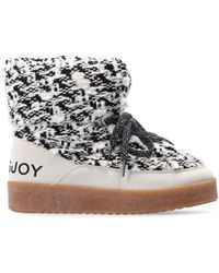 Khrisjoy Snow Boots With Logo - Multicolour