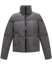 MICHAEL Michael Kors Glittered Jacket Gray