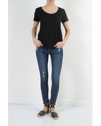 Rag & Bone Jeans - The Skinny In La Paz - Blue