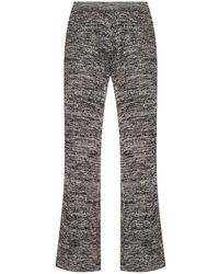 Victoria, Victoria Beckham - Flared Trousers - Lyst