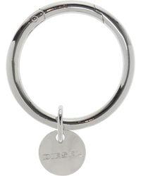 DIESEL - Bracelet With Charm - Lyst