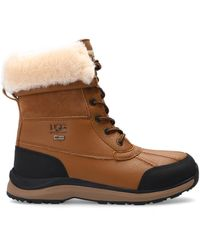 UGG 'w Adirondack Boot Iii' Lace-up Boots Brown