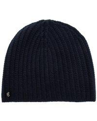 Zadig & Voltaire Cashmere Hat - Blue