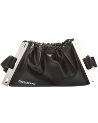 MISBHV Belt Bag With Logo Black