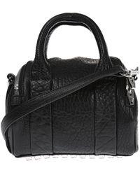 Alexander Wang - 'rockie' Leather Shoulder Bag - Lyst
