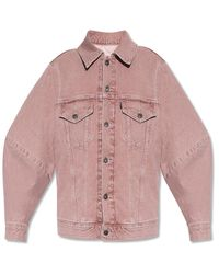 Levi's Jacket 'made & Crafted®' Collection - Pink