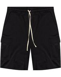 AllSaints 'ellis' Shorts With Pockets - Black
