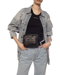 McQ Belt Bag Black