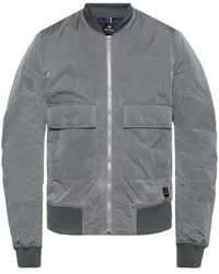 PS by Paul Smith Bomber Jacket - Gray