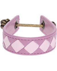 Bottega Veneta - 'intrecciato' Bracelet - Lyst