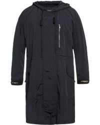 Issey Miyake - Hooded Coat - Lyst