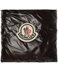 Moncler - Down Scarf - Lyst