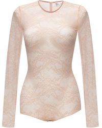 RED Valentino Lace Body Pink