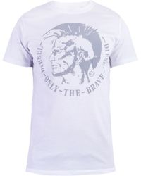 huge discount b8121 79f47 Cotton T-shirt - White