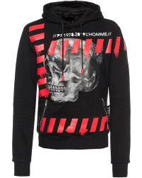 575043f2d9a Printed Sweatshirt - Black