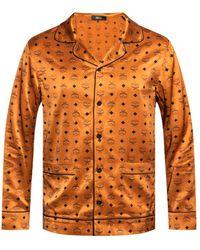 MCM Pyjama Top - Brown
