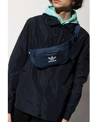 adidas Originals Belt Bag With Logo Navy Blue