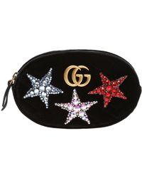 Gucci - 'GG Marmont' Belt Bag - Lyst