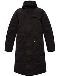 Y-3 Hooded Parka - Black
