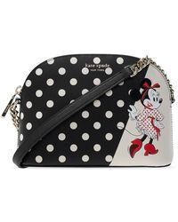 Kate Spade Disney Minnie Mouse X Black