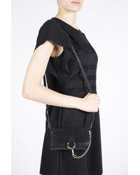 Chloé 'faye' Shoulder Bag Black
