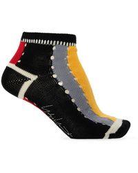 Yohji Yamamoto Short Socks Multicolour