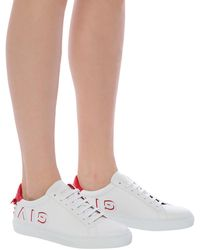 Givenchy Reverse Low-top Trainers - White
