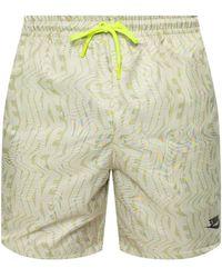 Nike Logo Swim Shorts - Green