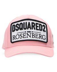 DSquared² X Rosenberg X Vitkac Unisex Pink