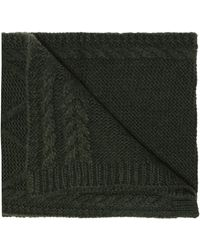 Moncler - Braided Scarf - Lyst