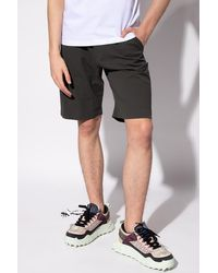 Paul Smith Cotton Shorts - Green