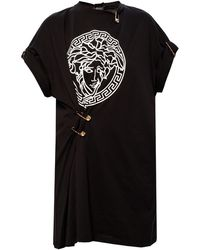 Versace Logo T-shirt - Black