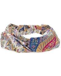 Etro Printed Headband - Multicolour