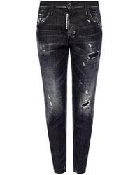 DSquared² - 'skinny Dan Jean' Jeans - Lyst