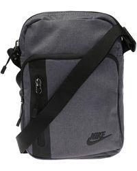 Nike Flight Logo Bag - Grey