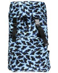 Marni - Geometric Pattern Backpack - Lyst