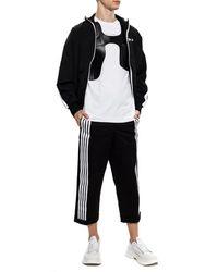 Neil Barrett Side Stripe Pants - Black